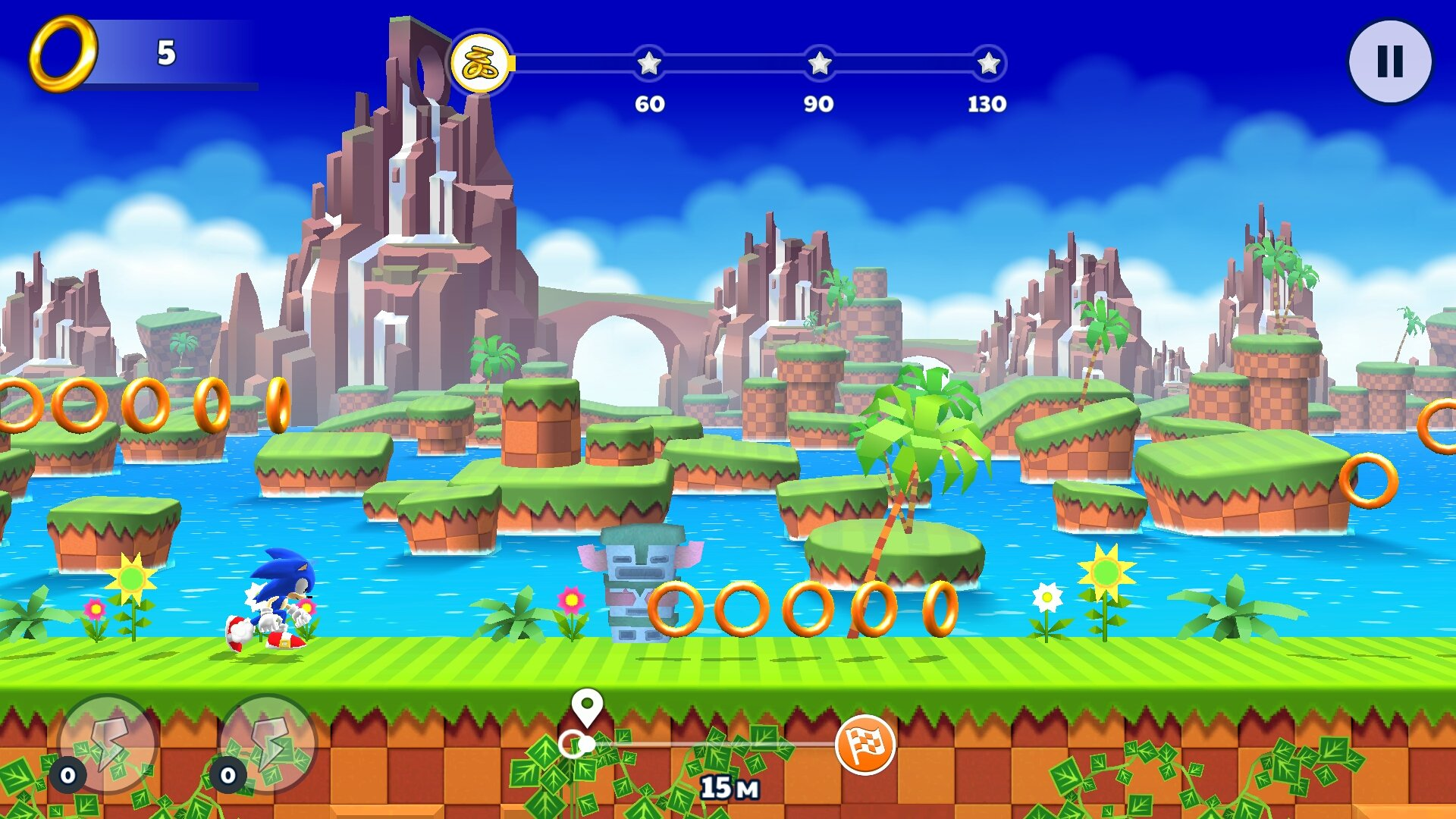 Sonic Runners Adventure - Android games - Download free