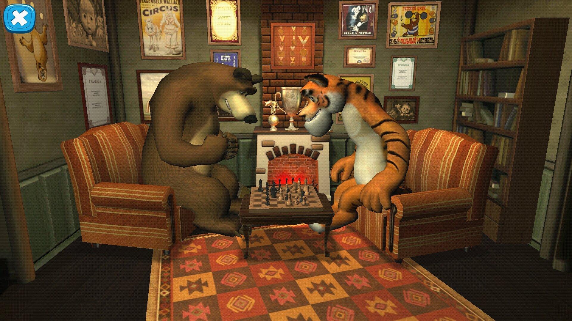 маша и медведь минус песен слушать