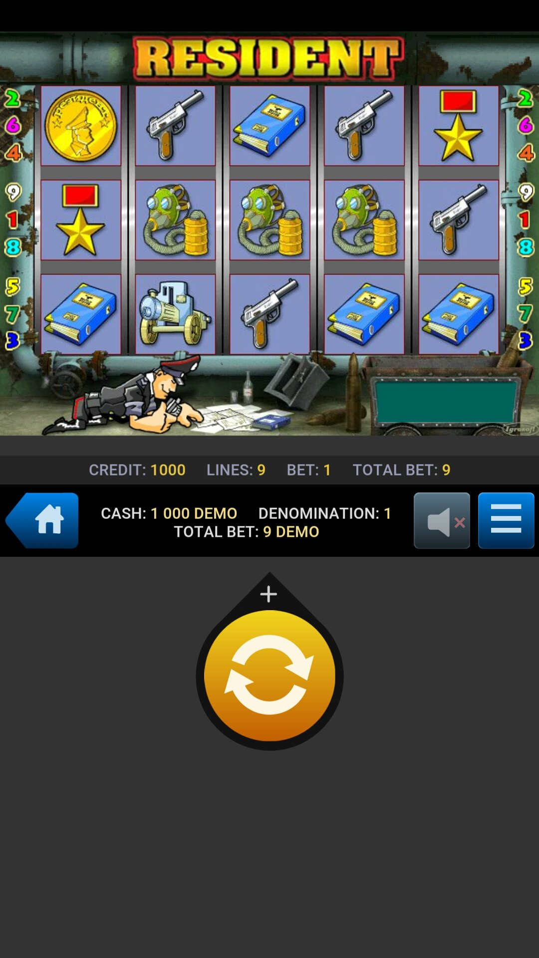 Играть онлайн в игровые автоматы бесплатно и без регистрации в деморежиме пользователи могут на сайте Для этого достаточно выбрать аппарат и запустить демо.