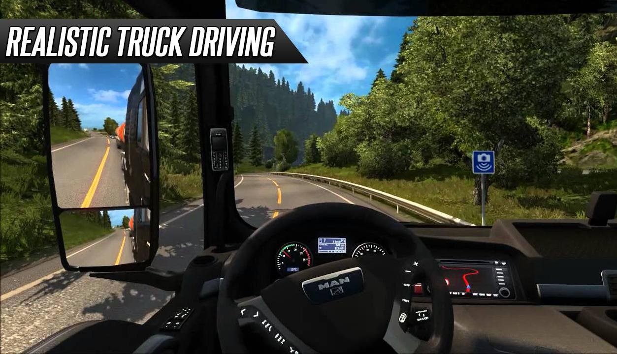 euro truck simulator 2018 android games download free. Black Bedroom Furniture Sets. Home Design Ideas