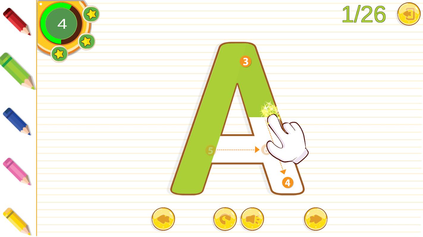 Лучшие мобильные развивающие Android игры для детей 4 ...