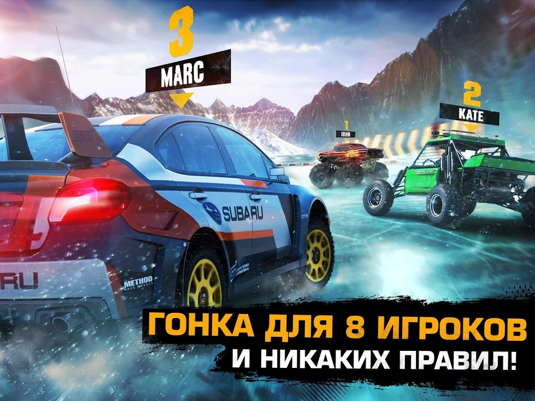 Появилась Windows-версия Asphalt 9